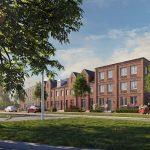 Grote belangstelling kopers voor 34 woningen in gebiedsontwikkeling Laakse Tuinen in Vathorst, Amersfoort