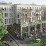 Multifunctionele herbestemming gemeentepand aan Westersingel met 22 huur- en koopwoningen