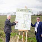 Ondertekening anterieure overeenkomst: 179 duurzame woningen in 's-Gravendeel West