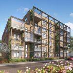 BAM Wonen start verkoop 42 duurzame appartementen in fase twee van De Houttuin in Woerden