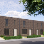HEEMwonen en BAM Wonen starten bouw 21 levensloopbestendige woningen in Oud Nieuwenhagen in Landgraaf