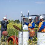 Feestelijke officiële start realisatie energieneutrale winkelcentrum Hart van de Waalsprong in Nijmegen