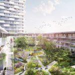 AM en Heijmans verkopen 133 woningen aan Vesteda in project Imagine in Rotterdam