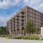 AM geeft startsein bouw 201 sociale huurwoningen in gebiedsontwikkeling OP ENKA in Ede