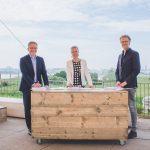 Overeenkomst AM en VanWonen met Dura Vermeer voor realisatie eerste energieneutrale centrum Hart van de Waalsprong in Nijmegen