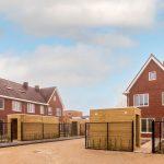 MorgenWonen bouwt 53 woningen in 53 dagen in Hollandse Linde in Ede