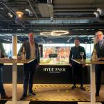Versnelling Hyde Park: nog dit jaar start van tweede woongebouw