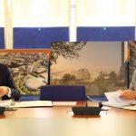 Gemeente Dordrecht en Ballast Nedam Development ondertekenen ontwikkelovereenkomst voor gebiedsontwikkeling Gezondheidspark Dordrecht