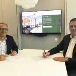 Overeenkomst Vlietpark Hoogvliet ondertekend