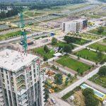 Woontoren Flores op Floriade-terrein bereikt hoogste punt