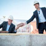 Start bouw van nieuwbouwproject 't Gouwe in Waddinxveen
