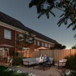 Feestelijke start bouw 46 eengezinswoningen in Parkrijk De Lanen fase twee in RijswijkBuiten