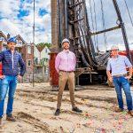 Nieuwbouw Vinkenstraat in Rotterdam officieel van start