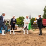 Officieel startsein nieuwbouw 265 duurzame appartementen De Houttuin in Woerden