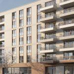 Start bouw markant appartementengebouw Meiboom – Oostzijderpark