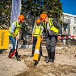 Bouw 22 sociale eengezinswoningen Wiekstraat in Rotterdam gestart