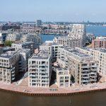 Voltooiing gebiedsontwikkeling Cruquiuswerf verrijkt Cruquiuseiland in Oostelijk Havengebied Amsterdam