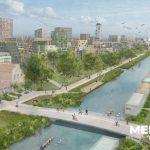 Ruimte voor 6.000 nieuwe woningen in nieuwe stadswijk Merwede in Utrecht